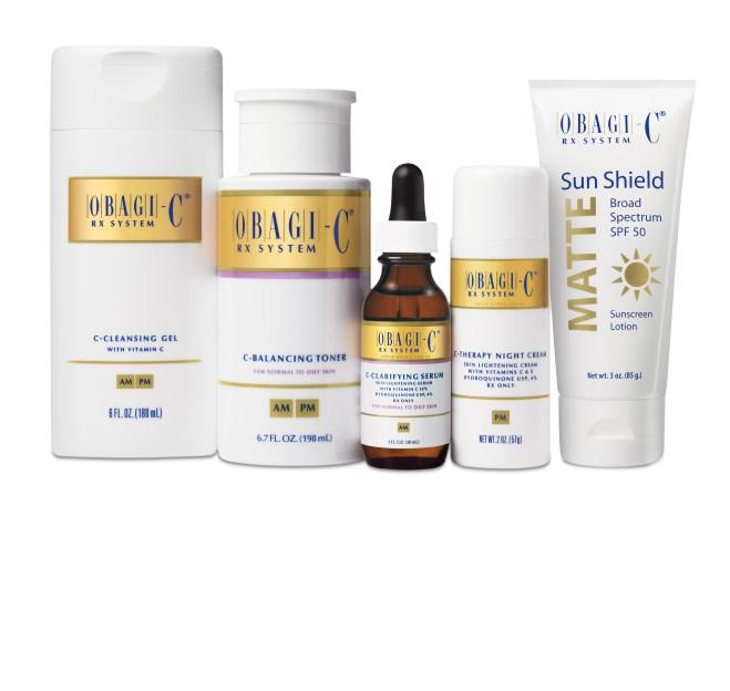 Obagi C Rx System Oily Skin Dermasculpt